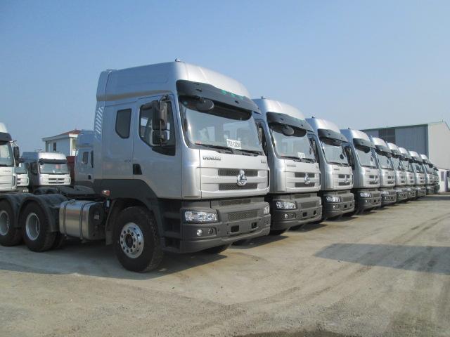 Hỗ trợ bán trả góp xe đầu kéo chenglong 375 Hải Âu - Bán trả góp đầu kéo chenglong 375hp