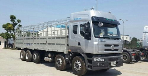 Địa chỉ bán xe tải thùng chenglong 5 giò Hải Âu - Bán xe tải thùng 5 giò chenglong mới 100%