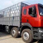4 quy tắc an toàn khi lái xe tải Chenglong đường trường