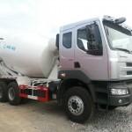 Chọn mua xe trộn bê tông ChengLong 12m3 trả góp giá rẻ ở đâu Hà Nội ?