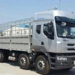 Tìm hiểu về thương hiệu xe tải Chenglong