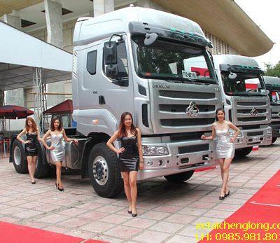 Công ty Hải Âu nhập khẩu xe tải Chenglong
