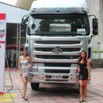 Giới thiệu dòng xe đầu kéo chenglong 375hp
