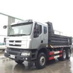 Tìm hiểu thêm về xe tải 3 chân Chenglong