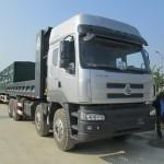Xe ben 4 chân Chenglong thùng đúc giá rẻ nhất thị trường