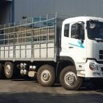 Xe tải 5 chân chenglong có ưu điểm gì ?
