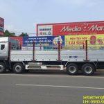Xe tải chenglong 4 chân 310HP 17,9 tấn