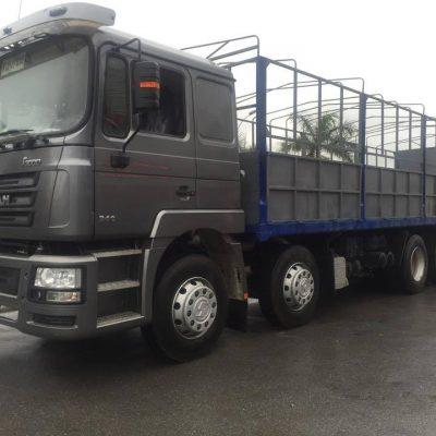 Xe tải thùng Shacman 5 chân