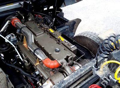 Hướng dẫn sử dụng và bảo dưỡng động cơ xe tải chenglong