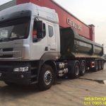 Công văn yêu cầu bảo hành xe tải chenglong