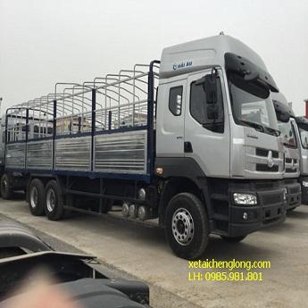 Xe tải chenglong 3 chân- Công ty Hải Âu