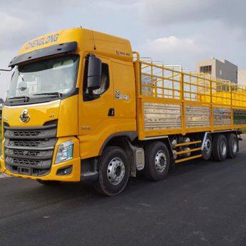 Xe tải 5 chân Chenglong H7